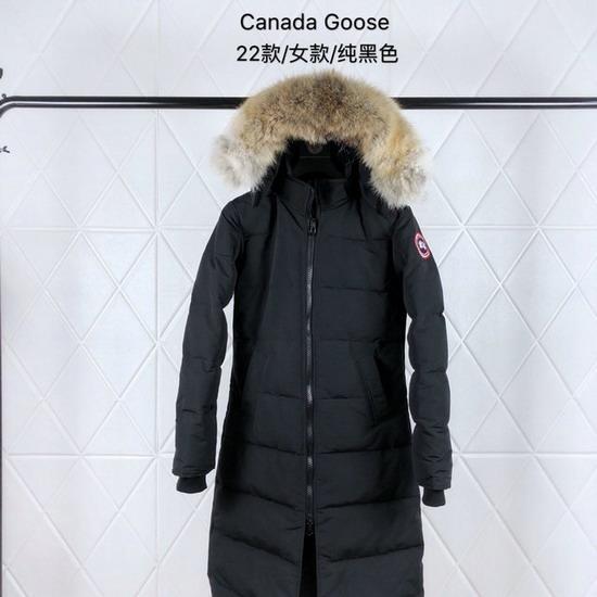 CanadaGooseダウンジャケットCanda014