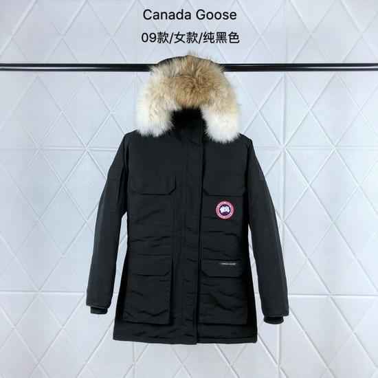 CanadaGooseダウンジャケットCanda012