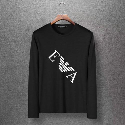 人気アルマーニ長袖TシャツAMNCT015