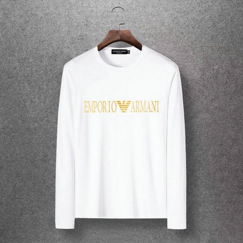 人気アルマーニ長袖TシャツAMNCT016