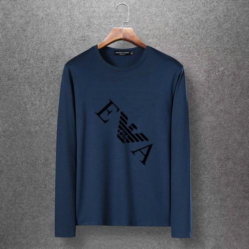 人気アルマーニ長袖TシャツAMNCT014