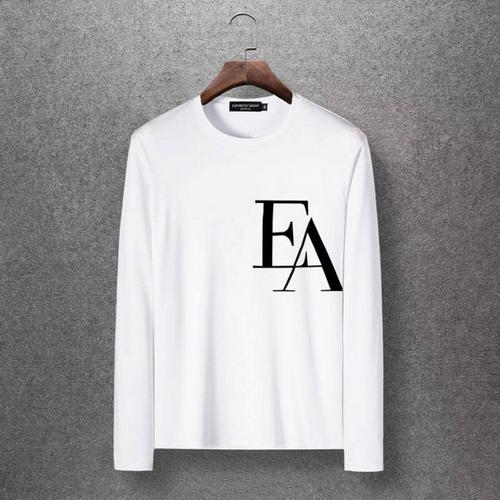 人気アルマーニ長袖TシャツAMNCT011