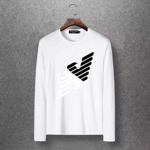 人気アルマーニ長袖TシャツAMNCT013