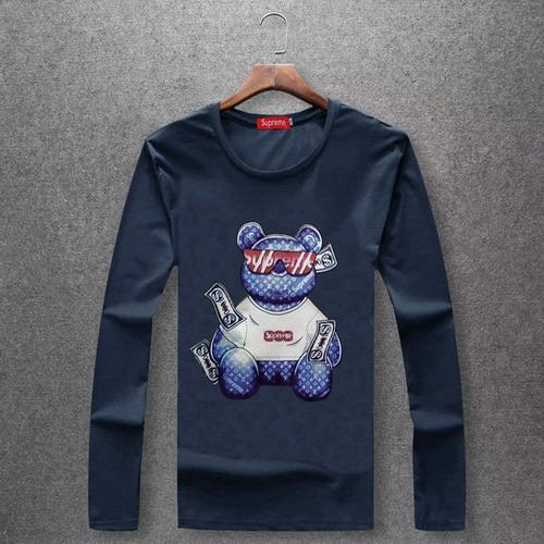人気シュプリーム 長袖TシャツSUPCT004