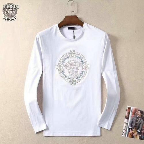 人気ヴェルサーチ長袖TシャツVACCT011