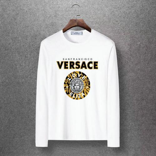 人気ヴェルサーチ長袖TシャツVACCT006
