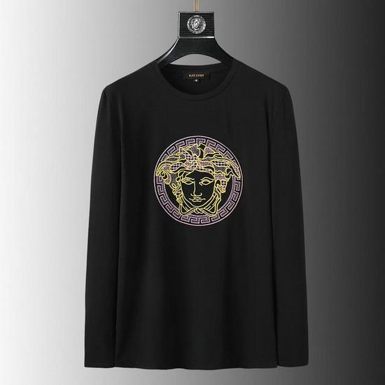 人気ヴェルサーチ長袖TシャツVACCT016