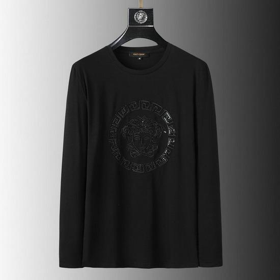 人気ヴェルサーチ長袖TシャツVACCT018
