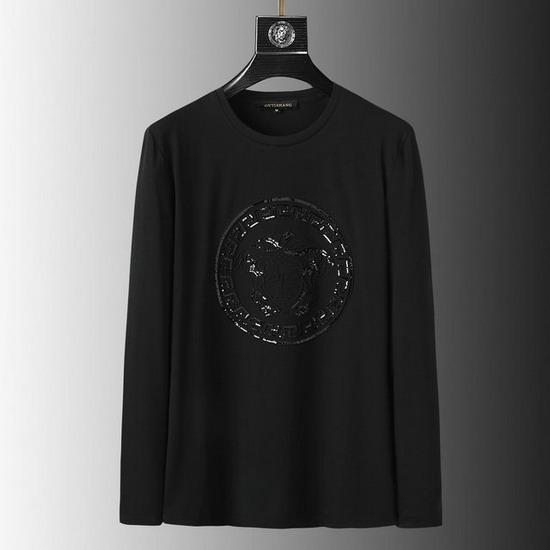 人気ヴェルサーチ長袖TシャツVACCT015