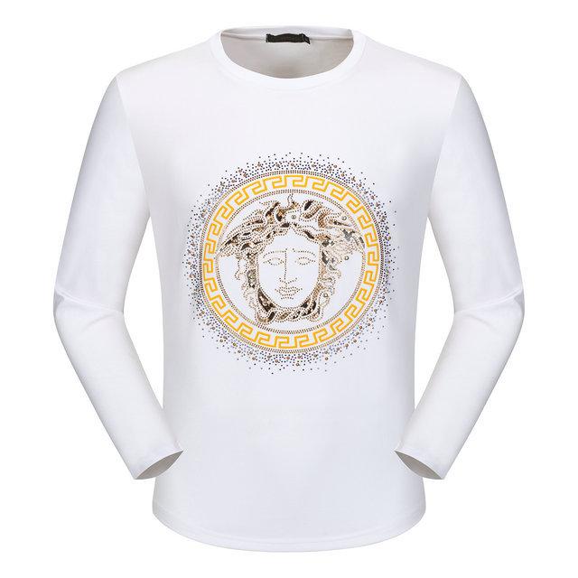 人気ヴェルサーチ長袖TシャツVACCT013