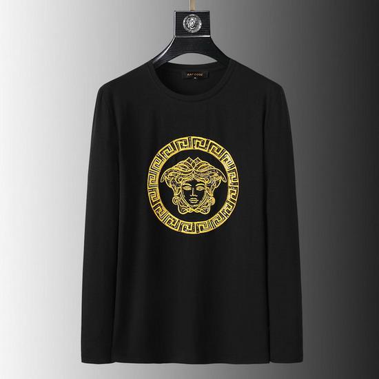 人気ヴェルサーチ長袖TシャツVACCT017