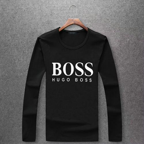 人気BOSS長袖TシャツBOSSCT001