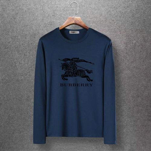 人気バーバリー長袖TシャツBUYCT015