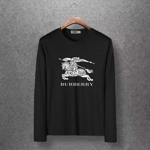 人気バーバリー長袖TシャツBUYCT014