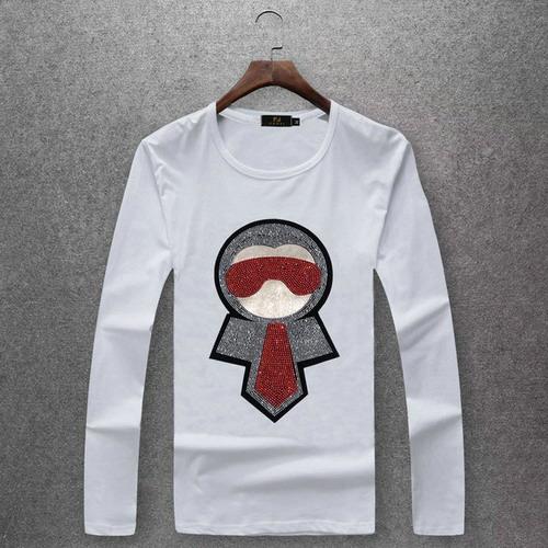 人気フェンディ長袖TシャツFIDCT011
