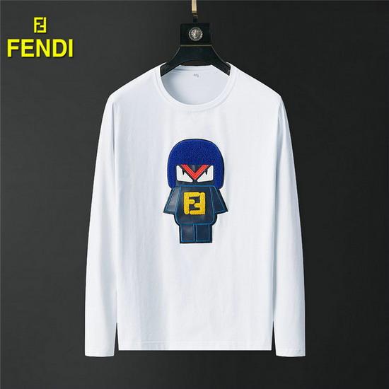 人気フェンディ長袖TシャツFIDCT015