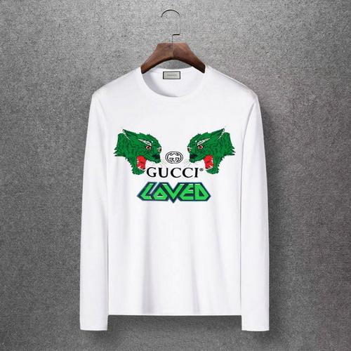 人気グッチ長袖TシャツGUICT002