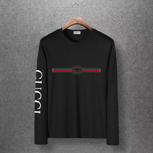 人気グッチ長袖TシャツGUICT023