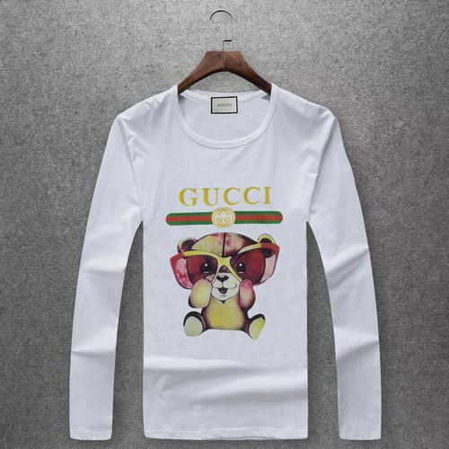 人気グッチ長袖TシャツGUICT009