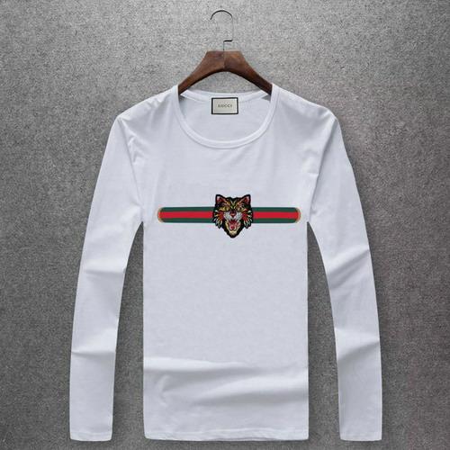 人気グッチ長袖TシャツGUICT019