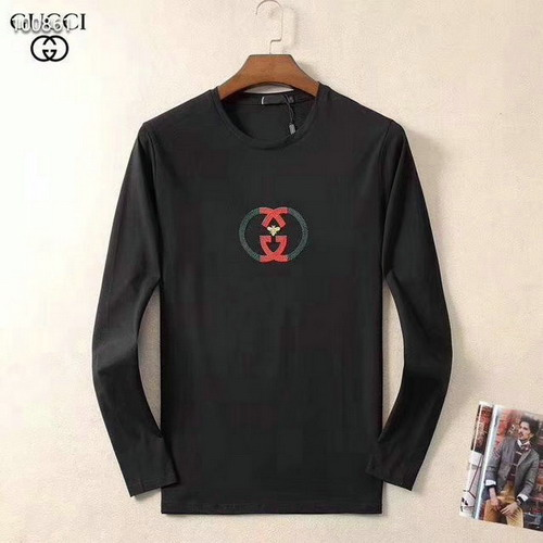 人気グッチ長袖TシャツGUICT028