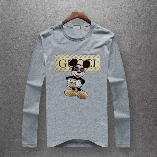 人気グッチ長袖TシャツGUICT011