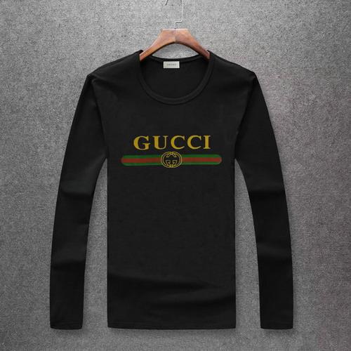 人気グッチ長袖TシャツGUICT014
