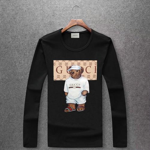 人気グッチ長袖TシャツGUICT017