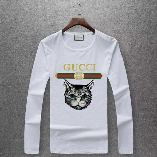 人気グッチ長袖TシャツGUICT013