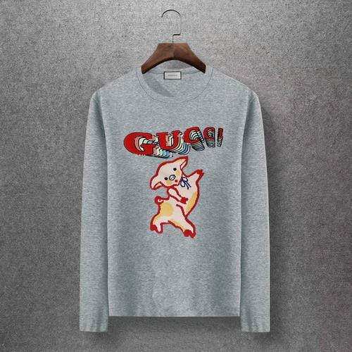 人気グッチ長袖TシャツGUICT005