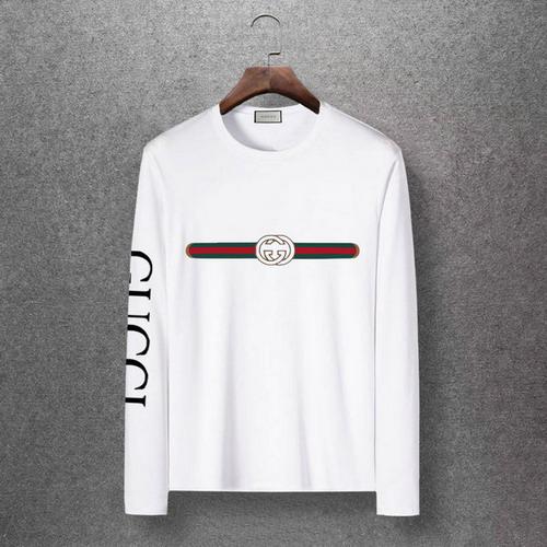 人気グッチ長袖TシャツGUICT022