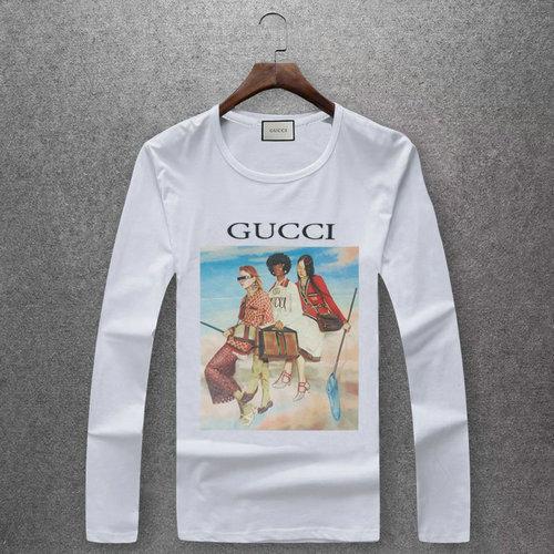 人気グッチ長袖TシャツGUICT020