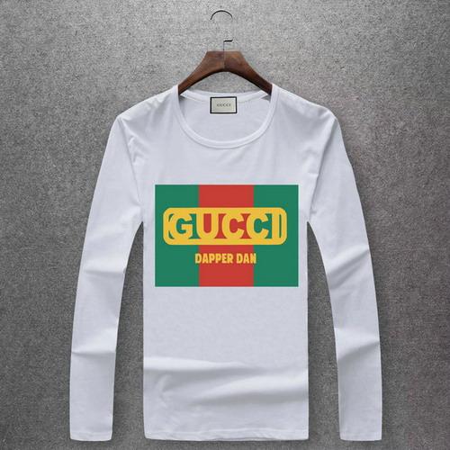 人気グッチ長袖TシャツGUICT016