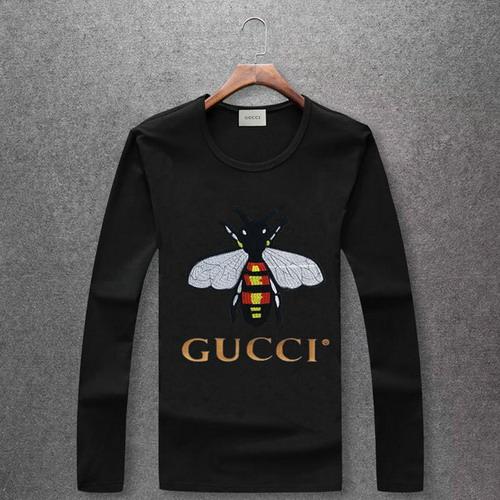 人気グッチ長袖TシャツGUICT021