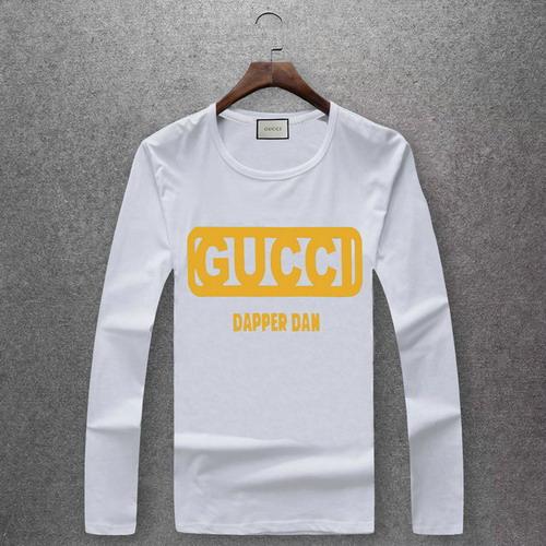 人気グッチ長袖TシャツGUICT015