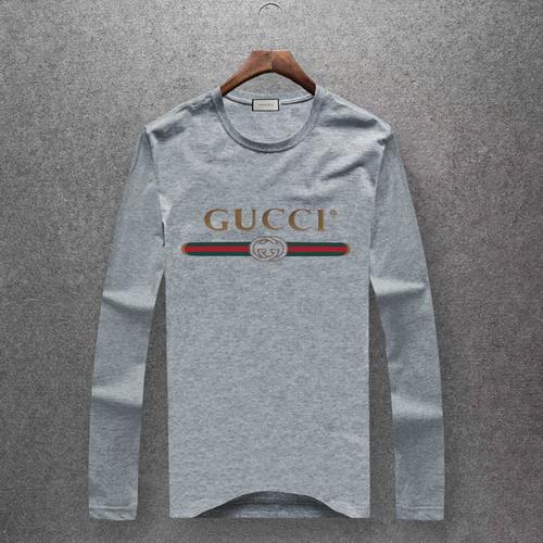 人気グッチ長袖TシャツGUICT018