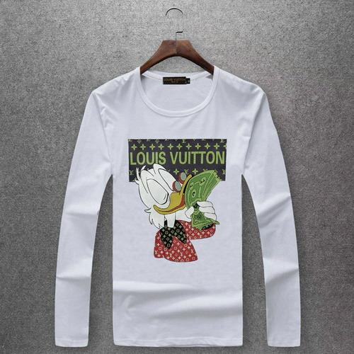 人気ルイヴィトン長袖TシャツLVCT011