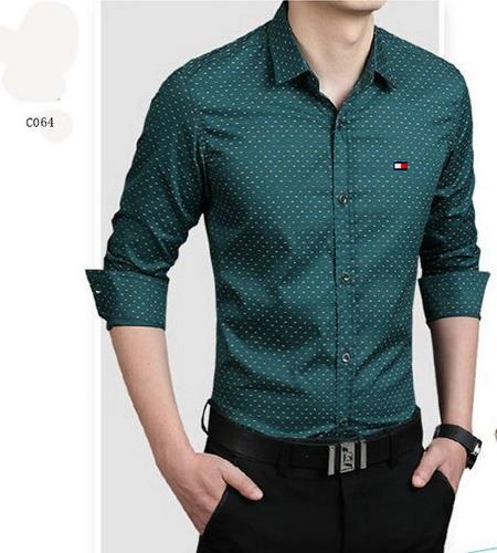 人気トミーワイシャツTOMCY039