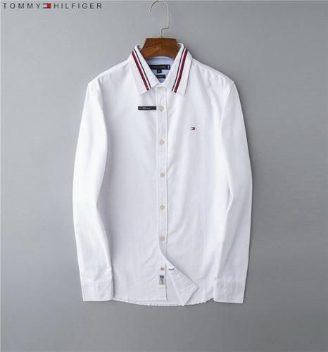 人気トミーワイシャツTOMCY035