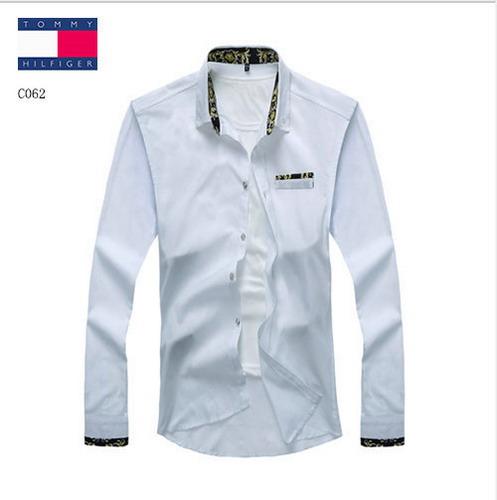 人気トミーワイシャツTOMCY038