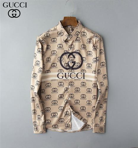 人気グッチワイシャツGUCCY053