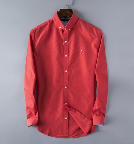 人気トミーワイシャツTOMCY008