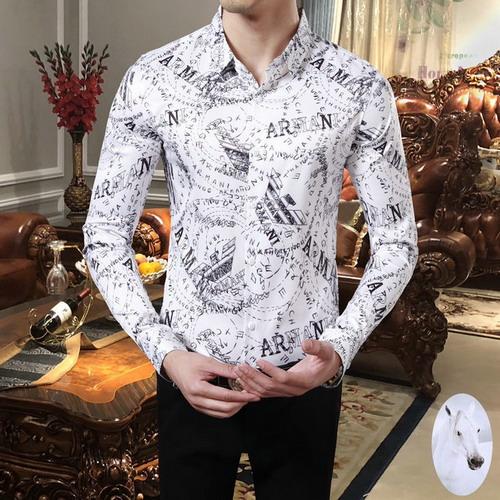人気アルマーニワイシャツARMCY015