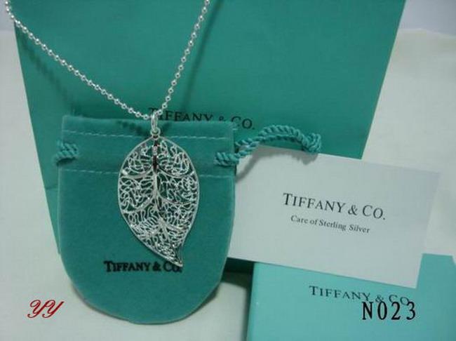 TIFFANY&COネックレスTFJH041