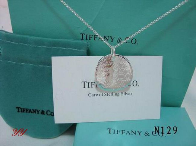 TIFFANY&COネックレスTFJH033