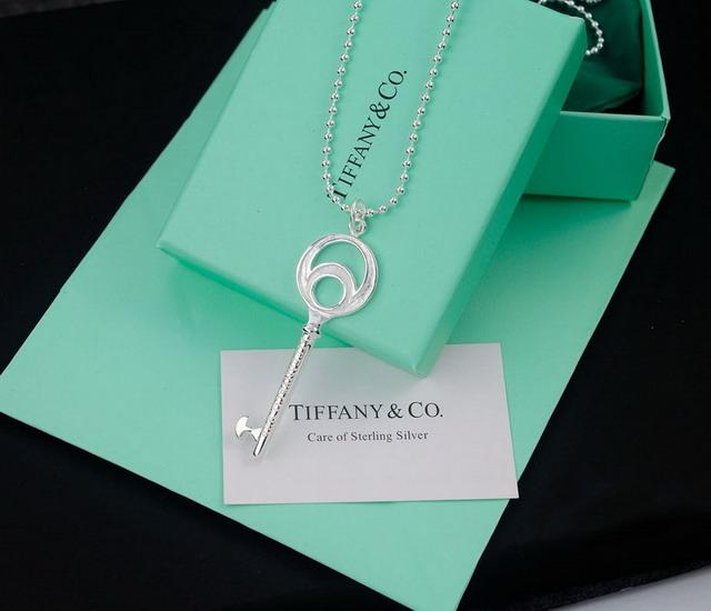 TIFFANY&COネックレスTFJH060