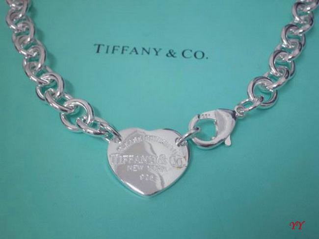 TIFFANY&COネックレスTFJH043