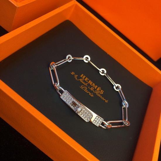 Hermes腕輪&ブレスレッHMSZ023