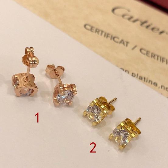 CartierイヤリングCTEH009