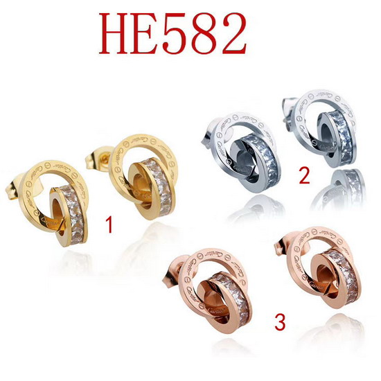CartierイヤリングCTEH011